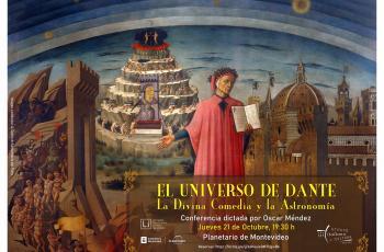 EL UNIVERSO DE DANTE · La Divina Comedia y la Astronomía