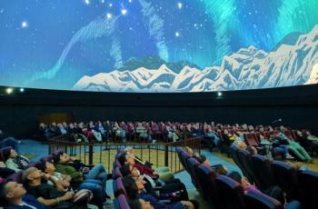 El nuevo Planetario de Montevideo