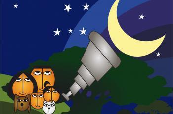 Planetario en tu barrio