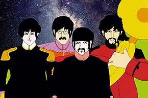 El cielo de Los Beatles