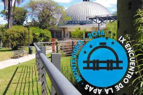 IX Encuentro de la Asociación de Planetarios de América del Sur