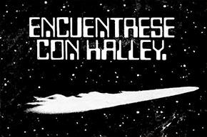 Encuéntrese con Halley... 30 años después