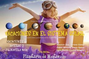 Vacaciones en el Sistema Solar