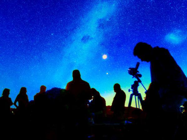 Planetario en tu barrio - Parque de Punta Espinillo
