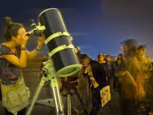 Jornada de observación astronómica - Rural del Prado