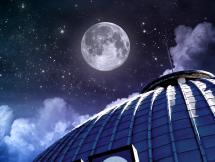 La Luna en el Planetario